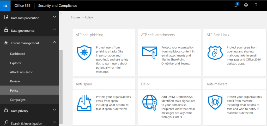 Attack Simulator for Office 365 Threat Intelligence - Overview and